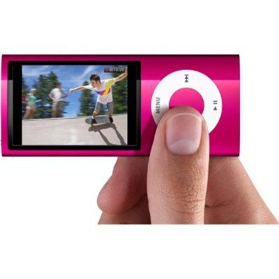 ビデオも撮れるiPod nano