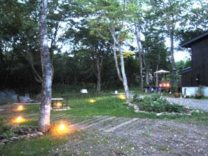 庭の表情が変わりました_c0123773_1830652.jpg