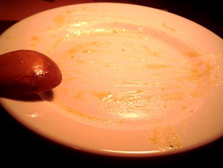 きのうのカレー。美味かったです。