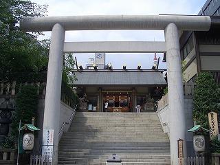 芝大神宮  (十社巡り 10)_c0187004_22182616.jpg