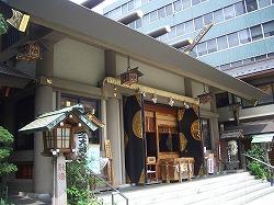芝大神宮  (十社巡り 10)_c0187004_22345624.jpg