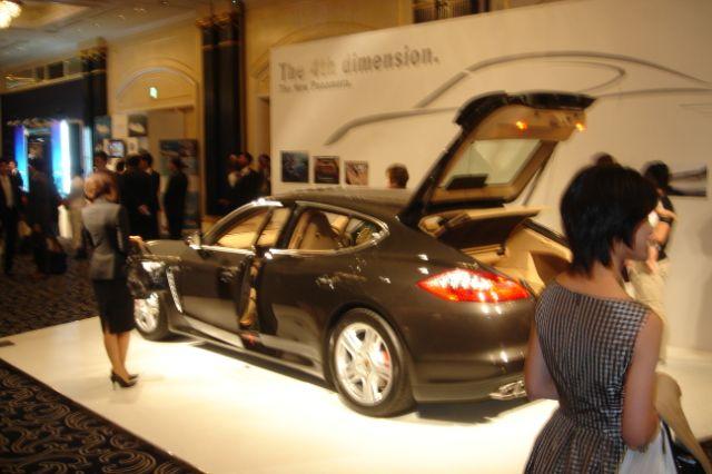 Porscheパナメーラ_a0129711_15204727.jpg