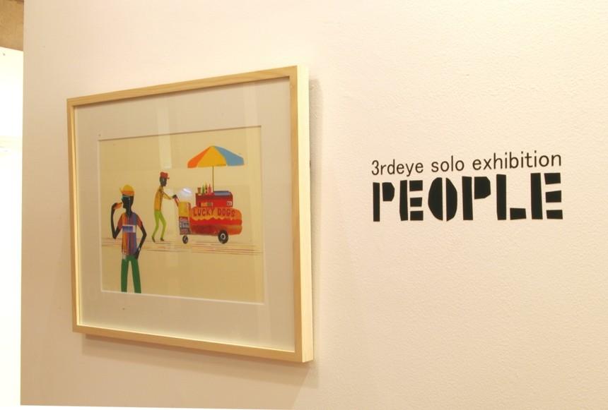3rdeye個展 「PEOPLE」_a0104621_154225100.jpg