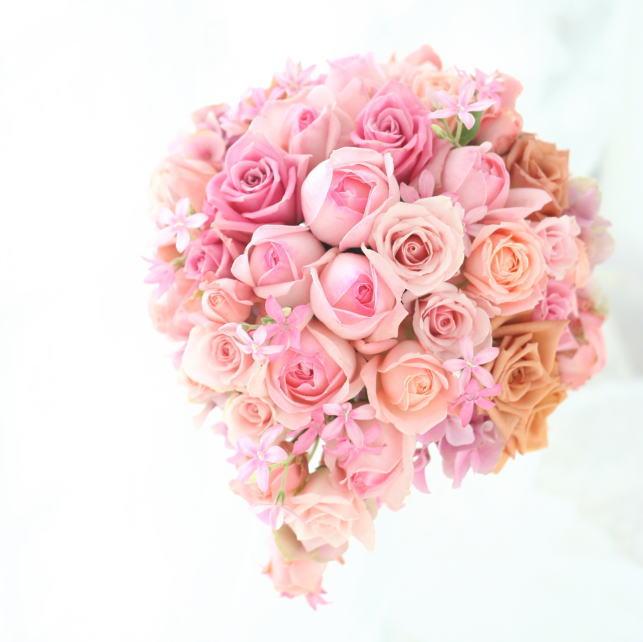 ブーケ ティアドロップ ピンクの名前 M-ノスタルジックロマンス_a0042928_21512156.jpg