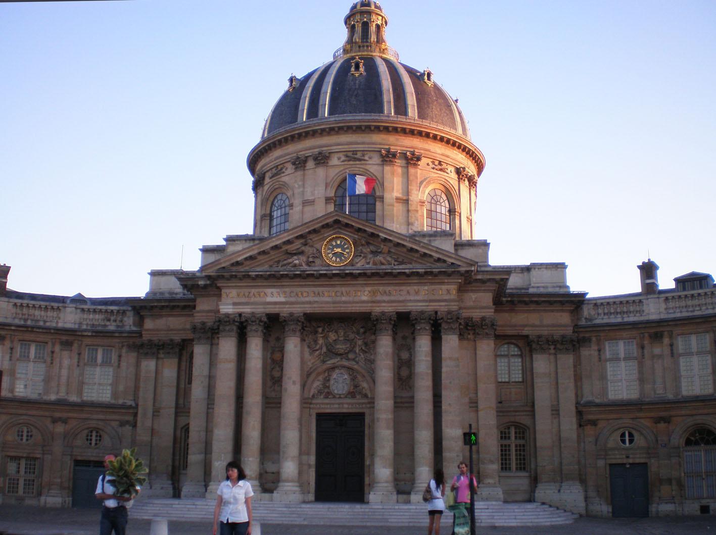 フランス学士院 Institut de Fra...