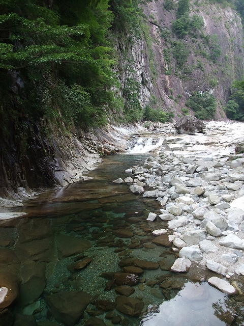 仁淀川から石鎚山へ_f0050534_845782.jpg