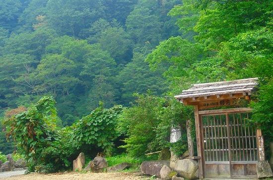 <2009年8月27~28日>フォッサマグナの名峰「雨飾山」(信越国境・頚城)_c0119160_0495728.jpg