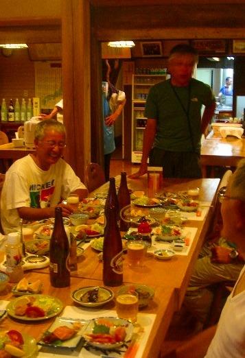 <2009年8月27~28日>フォッサマグナの名峰「雨飾山」(信越国境・頚城)_c0119160_0593180.jpg
