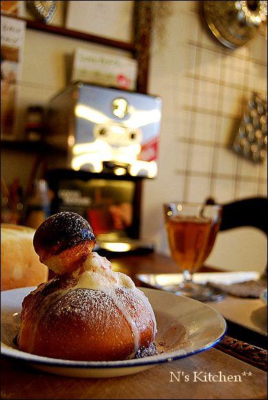 あまぁいパンのデザート_a0105872_1543348.jpg