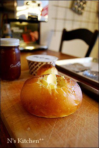 あまぁいパンのデザート_a0105872_15434913.jpg