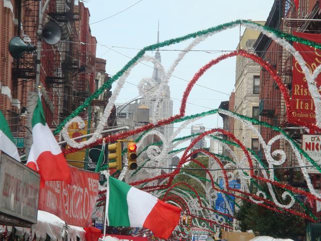 今日から、リトルイタリーのお祭り、聖ジェンナーロ祭り、_d0100880_10435534.jpg