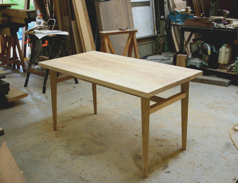 ダイニングテーブル 塗装前_f0171785_1461591.jpg