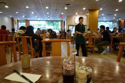 中華粥のおいしい季節になりました。 「粥麺館」_d0129786_13514870.jpg