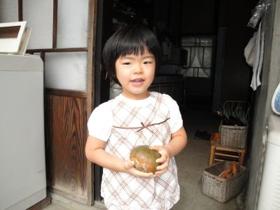 お野菜とマコちゃん_e0166301_1752495.jpg