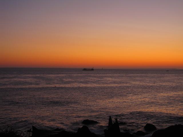 出張13日目 陽はまた昇る@納沙布岬_b0042308_638698.jpg