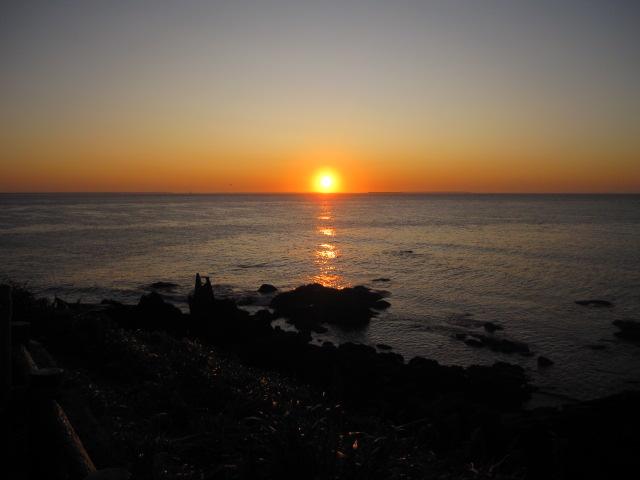 出張13日目 陽はまた昇る@納沙布岬_b0042308_643725.jpg
