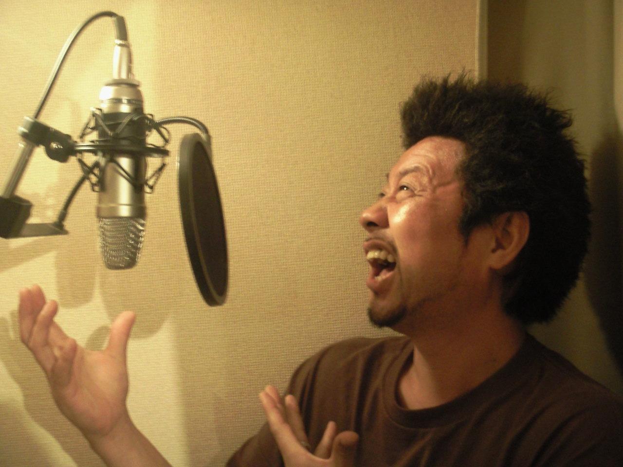 \'09 09月12日 レコーディング終了♪_e0133246_2394868.jpg