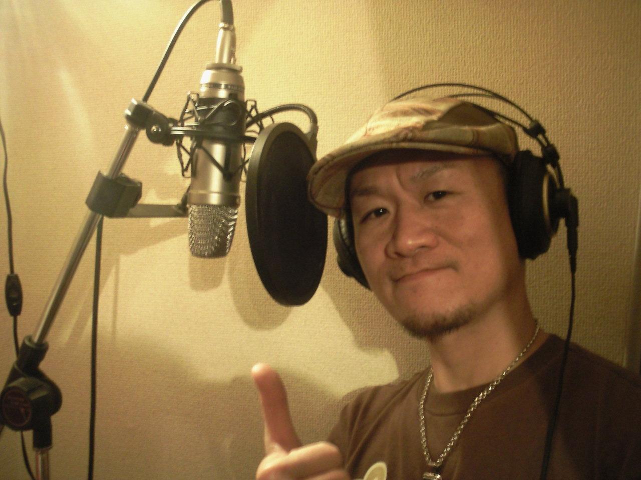 \'09 09月12日 レコーディング終了♪_e0133246_2401732.jpg