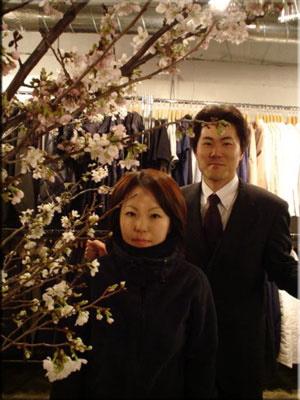 20060331 第1回 TheThreeRobbers×無垢 お花見FESTIVAL \'06_c0140560_2241880.jpg