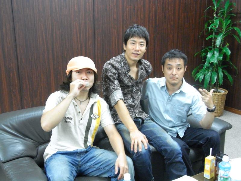 NHK総合テレビ「こんにちは いっと 6けん 」出演!_c0173978_059627.jpg
