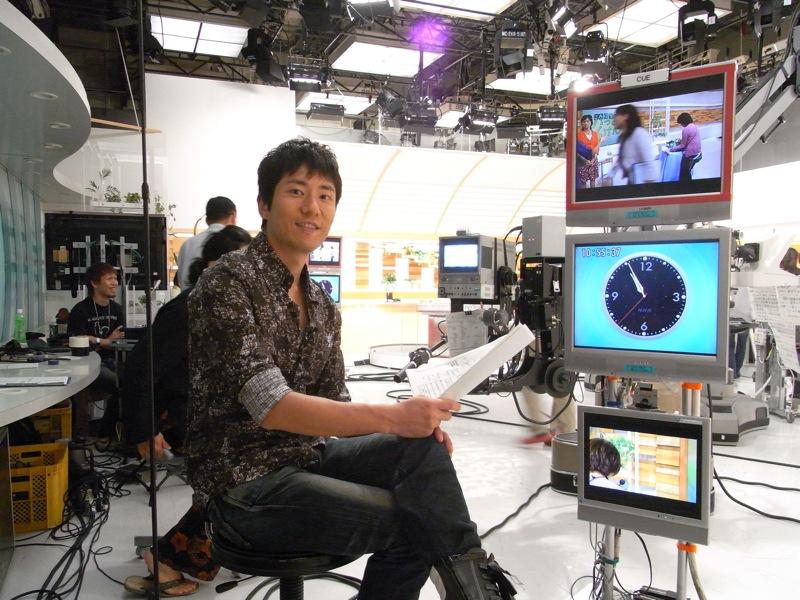 NHK総合テレビ「こんにちは いっと 6けん 」出演!_c0173978_115253.jpg