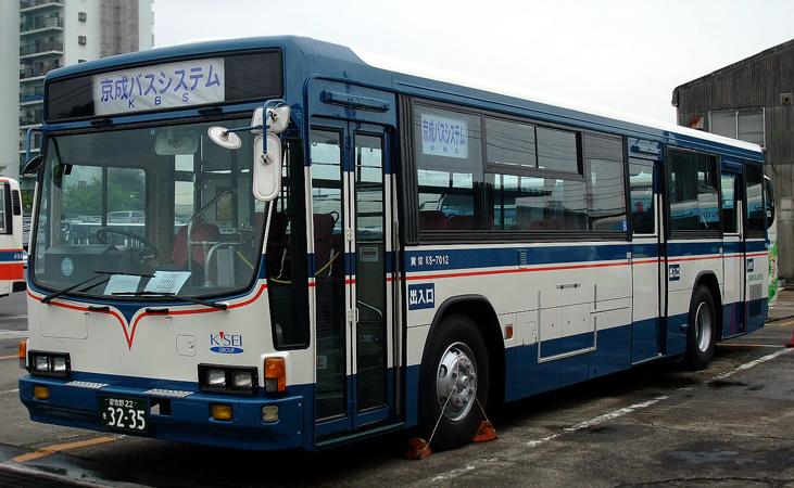 京成バスシステム KC-LV380Q : ...