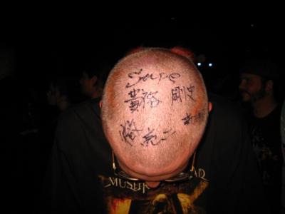 HED to HEAD TOUR 2009: 24日目_b0144406_5144770.jpg
