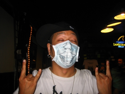 HED to HEAD TOUR 2009: 27日目_b0144406_5321515.jpg