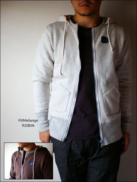 FilMelange [フィルメランジェ] ROBIN [ロビン] パーカ _f0051306_23405437.jpg