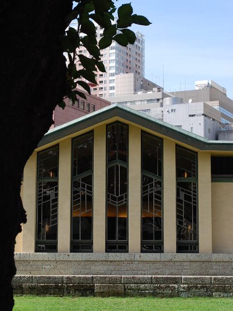 東京・自由学園明日館(大正モダン建築探訪)_f0142606_059541.jpg