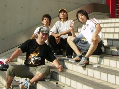 FREESTYLE スクール @長居_e0011511_17522034.jpg
