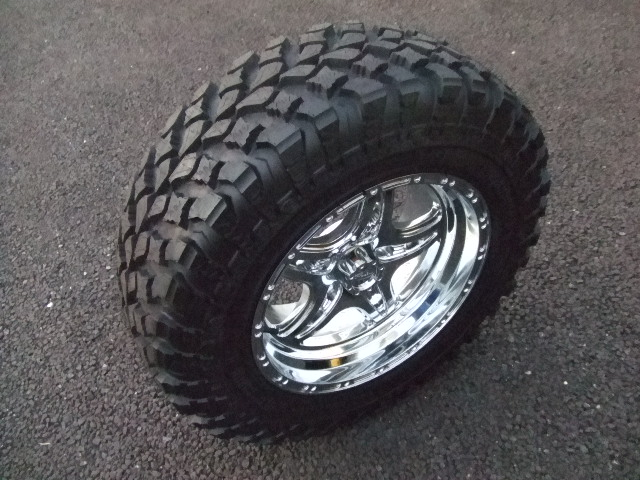Pitbull tire RADIAL GROWLER_b0123820_11523127.jpg
