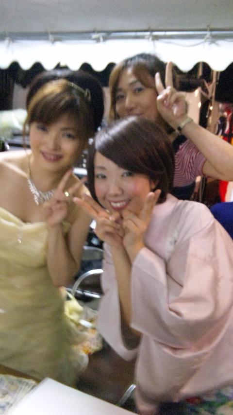 白雪姫とかぐや姫☆_f0165126_23274170.jpg