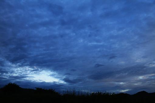 本栖湖のしずかな夜明け_c0107829_9142166.jpg