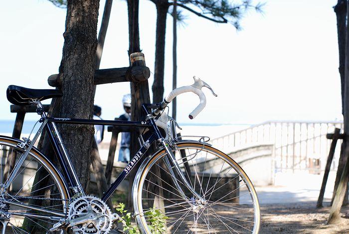 ロード部グルメライド 播磨自転車道~三宮~ポーアイ~自宅_e0053660_16411629.jpg