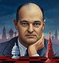 スカル&ボーンズはロシア共産主義を育てた by Richard Arnold 1_c0139575_17373819.jpg