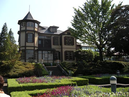 横浜山手西洋館「外交官の家」 お月見_c0128489_23501973.jpg