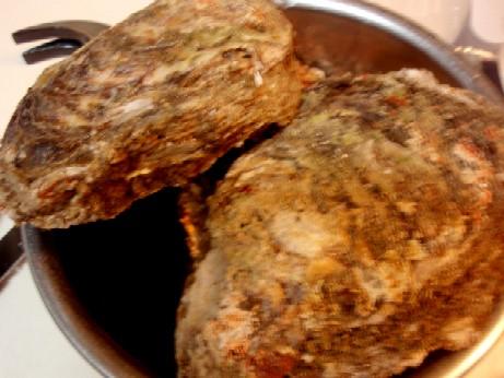 実録初めて物語~岩牡蠣とひいか~_f0043911_2224447.jpg