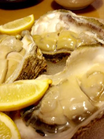 実録初めて物語~岩牡蠣とひいか~_f0043911_22264063.jpg
