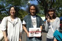 2009スリランカフェスィバル最終日@代々木公園_f0006713_730454.jpg