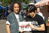 2009スリランカフェスィバル最終日@代々木公園_f0006713_7331346.jpg