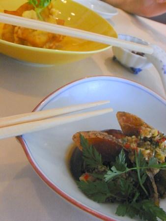 中華料理「桃の木」 @三田_f0141419_4481597.jpg