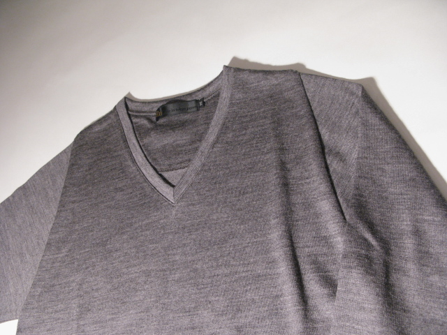 『NEW COLOR』 Wool Semi Raglan Sleeve V-Neck _e0142928_19592425.jpg