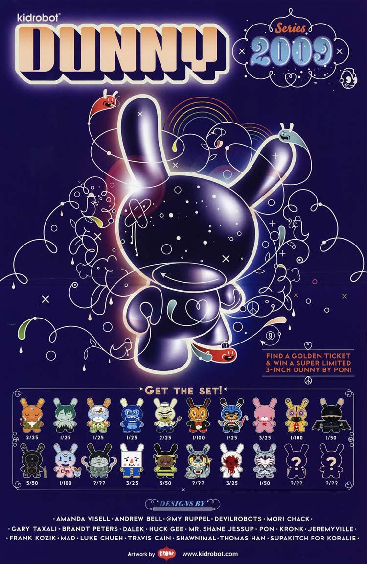シリーズ2009のポスターはKronk作。_a0077842_16302418.jpg