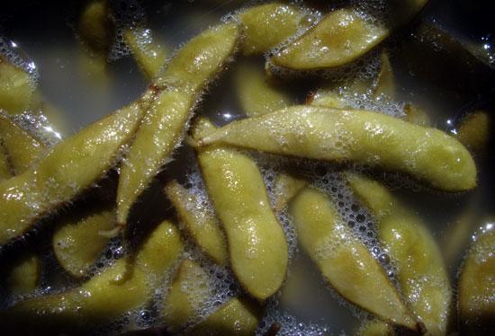 「豆漬け」  津軽の味、豆漬けはオリーブに似ているかも?_a0136293_11281069.jpg
