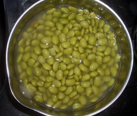 「豆漬け」  津軽の味、豆漬けはオリーブに似ているかも?_a0136293_11293120.jpg