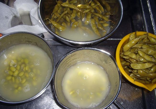 「豆漬け」  津軽の味、豆漬けはオリーブに似ているかも?_a0136293_1133142.jpg
