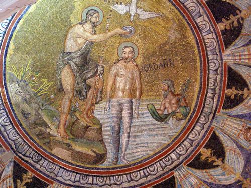 ヨルダン川の洗礼~ラヴェンナ_f0106597_19133160.jpg
