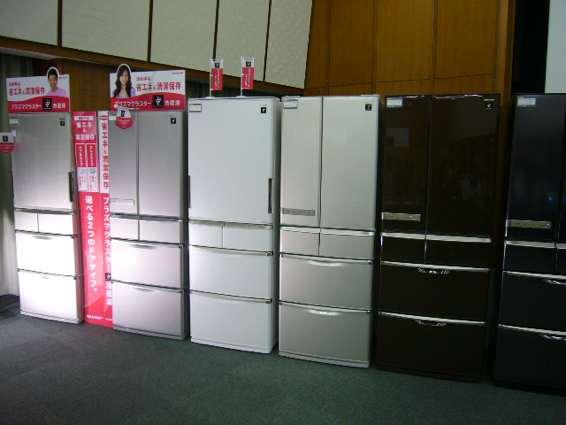 シャープの冷蔵庫_a0116902_22134369.jpg
