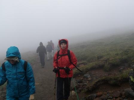 北ア 乗鞍岳(3.026m)登山_d0007657_13221684.jpg